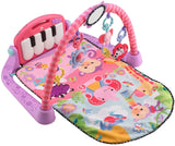 Fisher Price Piano Gym Green/ Pink, Kick and Play