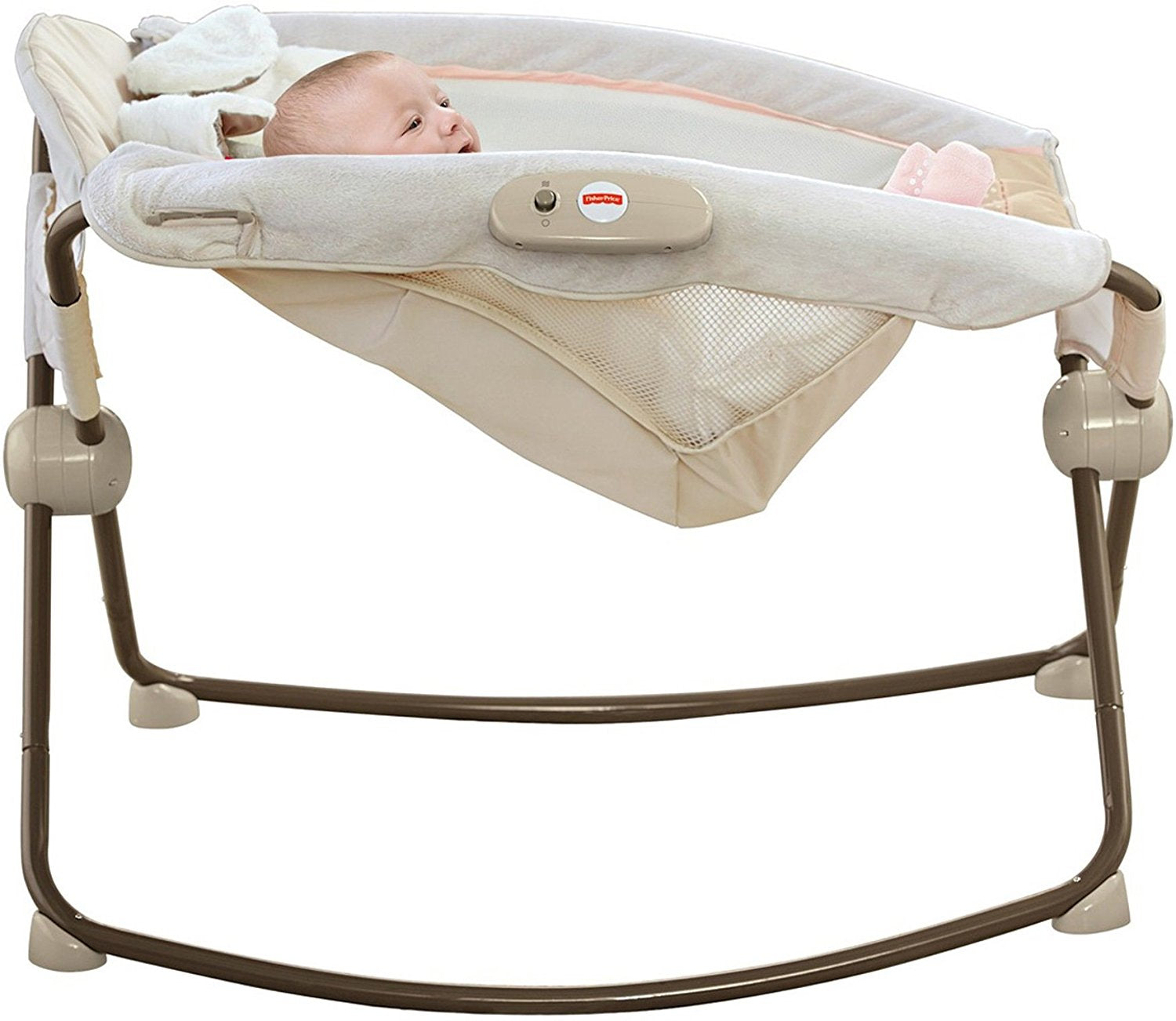 Fisher Price My Little Snugapuppy Deluxe Newborn Rock N Play Sleepe You Are My Everything Yame Inc