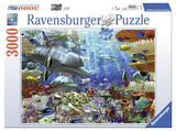 Ravensburger Adult Puzzles 3000 pc Puzzles - Oceanic Wonders 17027