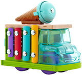 Fisher Price Wooden Toys Sweet Sounds Ice Cream Truck DJF62