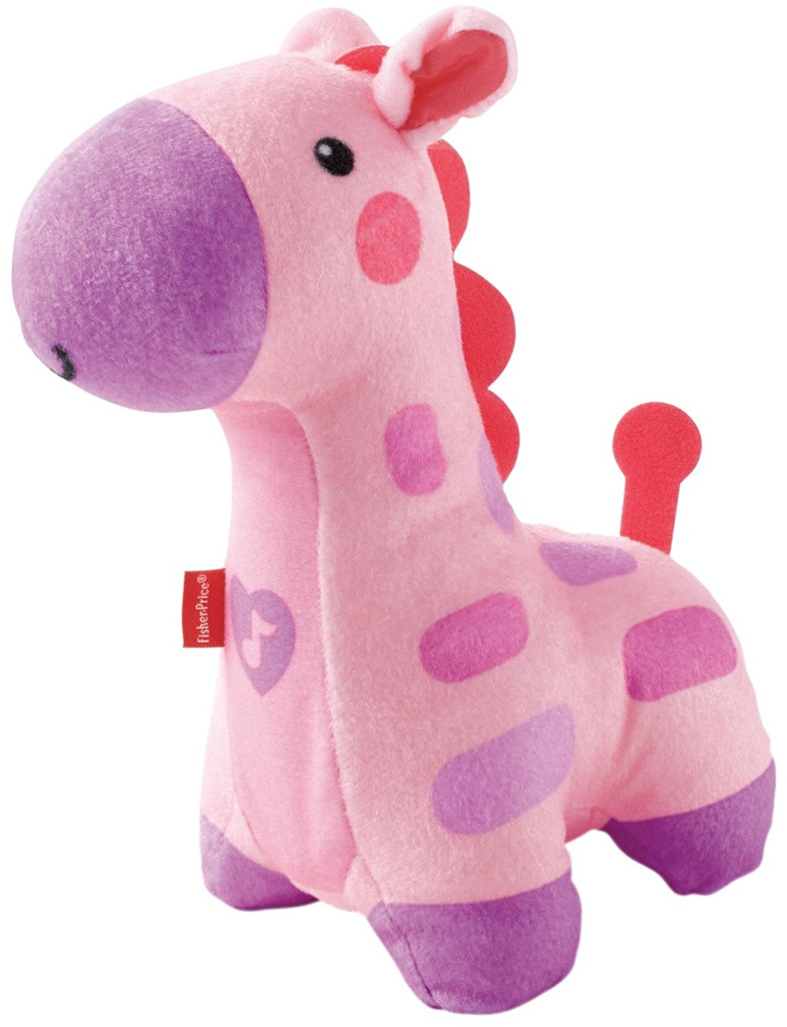 Fisher Price Soothe and Glow Giraffe Yellow CCV17, Pink CFD15