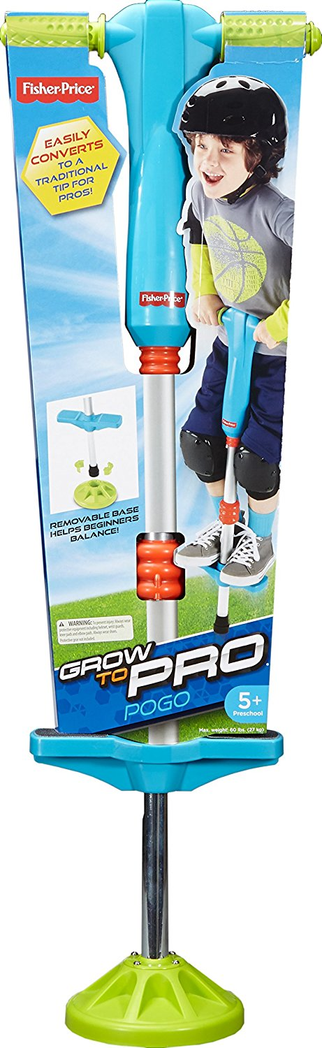 Fisher-Price Grow-to-Pro 3-In-1 Pogo DYH06