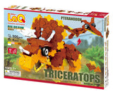 LaQ Dinosaur World - Triceratops & Pteranodon LAQ003164 by LaQ Blocks