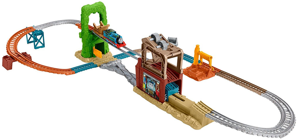 Fisher Price Thomas & Friends™ TrackMaster™ Scrapyard Escape Set FBK08