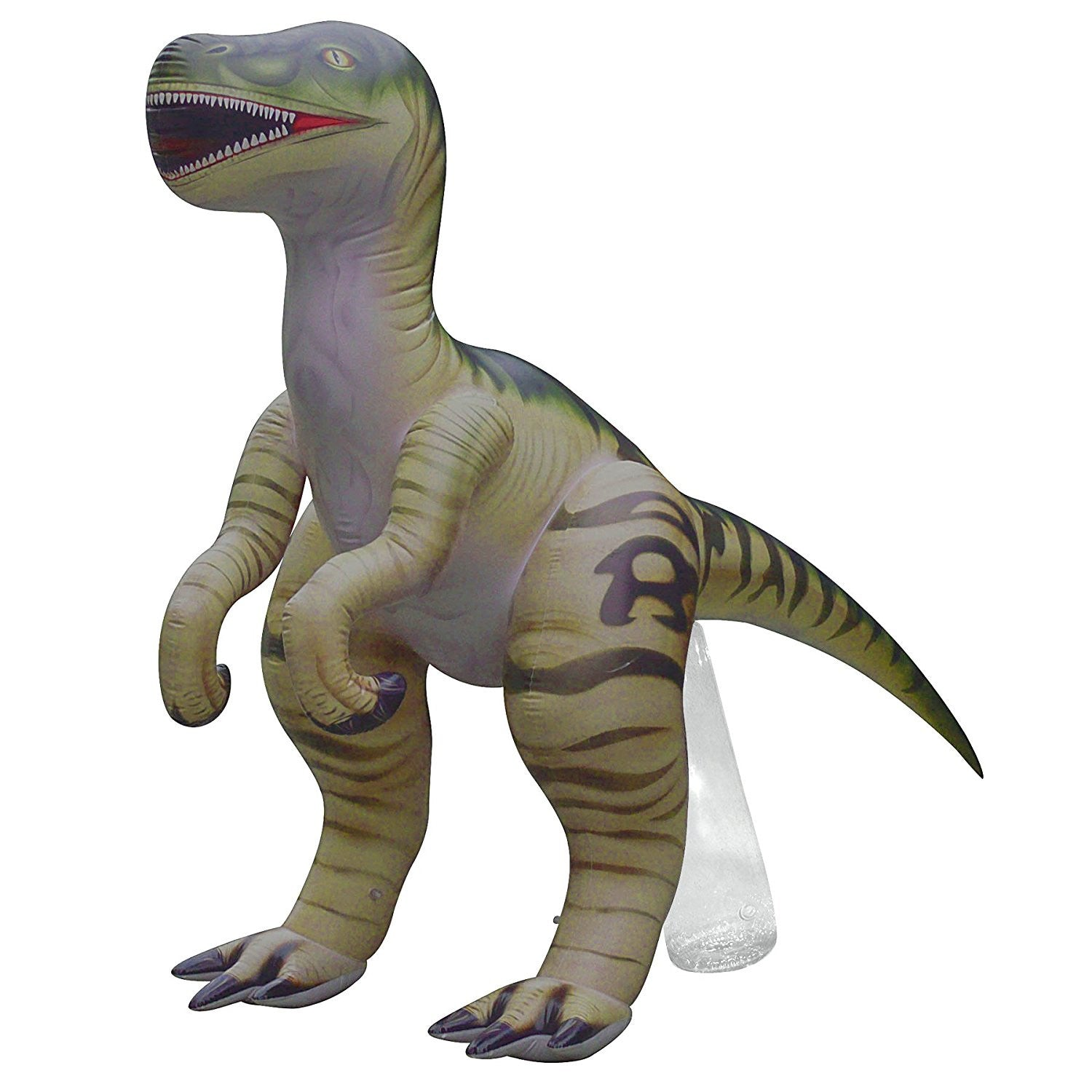 "Jet Creations Inflatable Velociraptor..Size:51"" L"