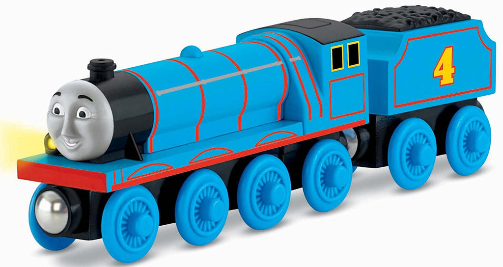 Fisher Price Thomas & Friends Wooden Railway, Talking Gordon - Battery Operated  Y4406