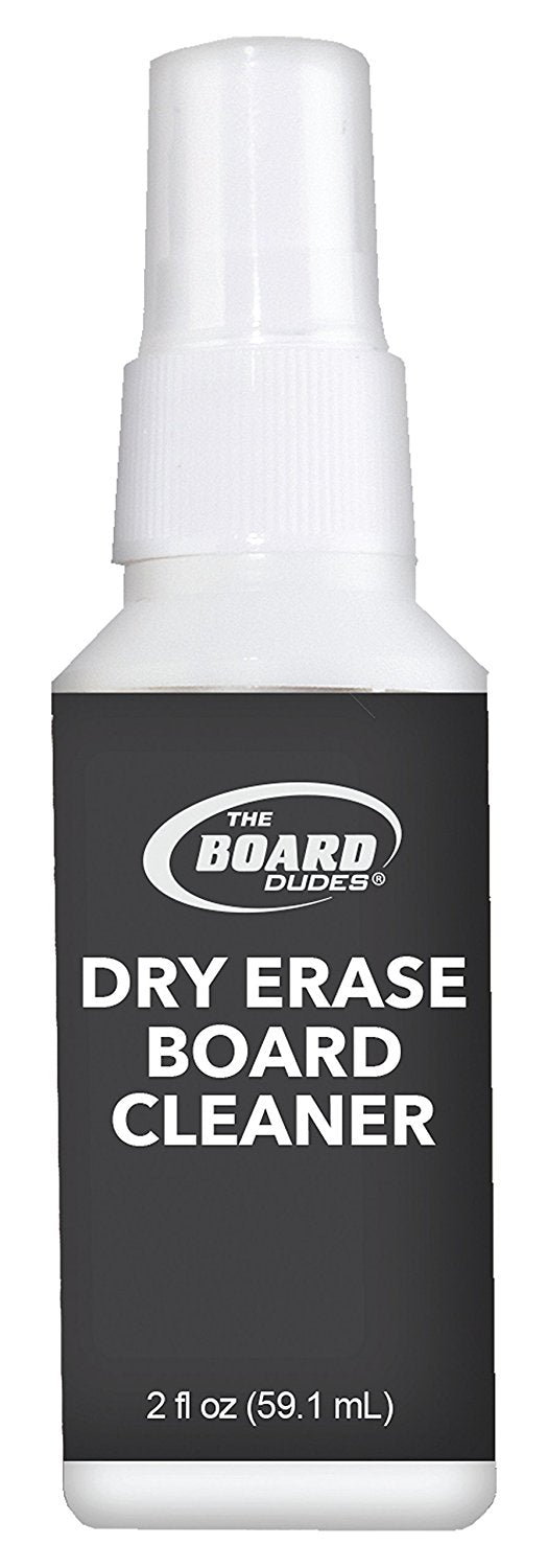 Mattel Board Dudes Dry Erase Board Cleaner 2 oz. Spray Bottle CYJ57
