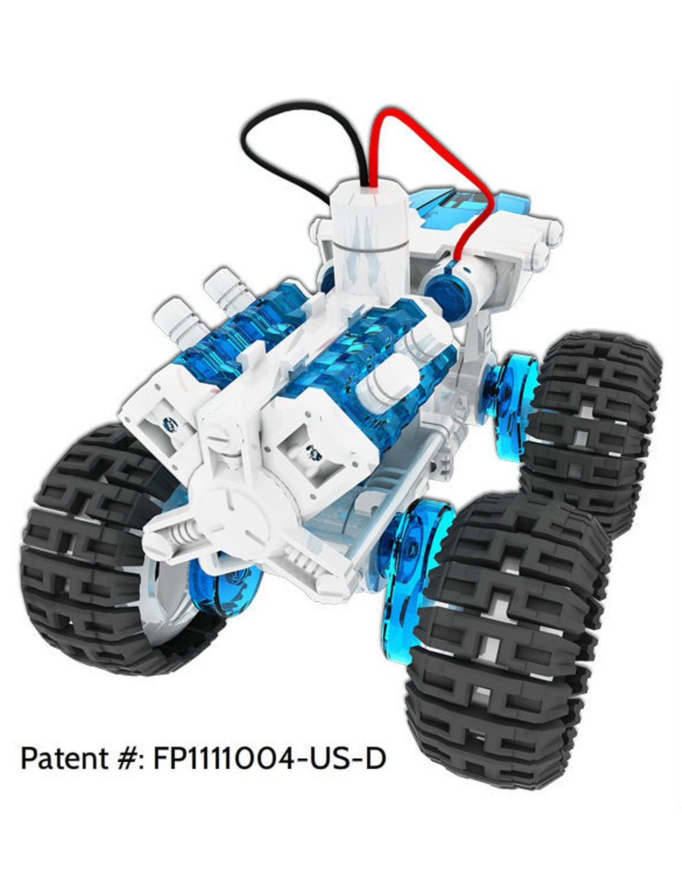 OWI Robot Salt Water Fuel Cell Monster Truck Kit owi-752