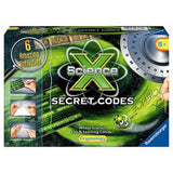 Ravensburger Science X® Mini - Secret Codes 18176