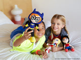 Mattel DC Super Hero Girls™ Batgirl™ Mini Plush Dolls DWH58