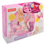 Fisher Price Barbie Lights & Sounds Trike X6020