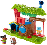 Fisher Price Little People Swing & Share Treehouse Playset DYF19