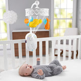 Fisher-Price Jonathan Adler Collection Projection Mobile, White DMK17