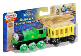 Fisher Price Thomas & Friends Wooden Railway, Oliver's Fossil Freight BDG21