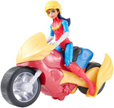 Mattel DC Super Hero Girls™ Wonder Woman™& Motorcycle Dolls DVG73