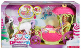 Barbie Dreamtopia Sweetville Kingdom Carriage DYX31