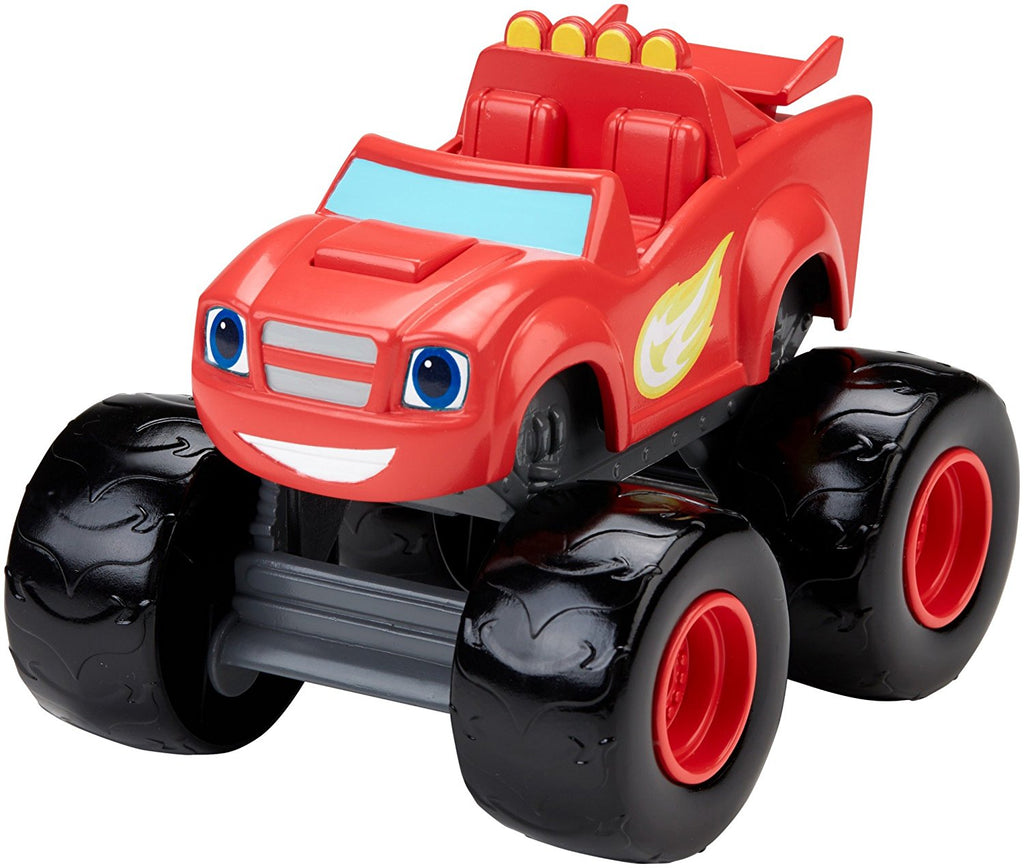 Mattel  Fisher-Price Nickelodeon Blaze & the Monster Machines, Talking Blaze CGF03