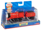 Fisher Price Thomas & Friends Wooden Railway, James - Battery Operated Y4111