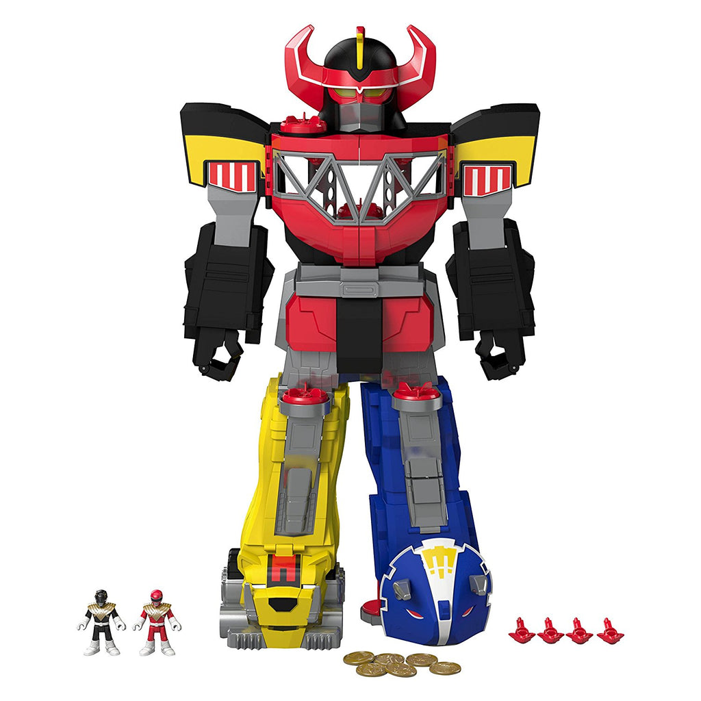 Fisher Price Imaginext® Power Rangers™ Morphin Megazord CHJ18