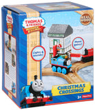 Fisher Price Thomas & Friends Wooden Railway, Christmas Crossings - Battery Operated CMX15