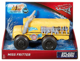 Mattel Disney•Pixar Cars 3 Splash Racers Miss Fritter DXW13