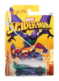 Mattel Hot Wheels 2017 Marvel Spider-Man Bundle of 7 or One Unit DWD14