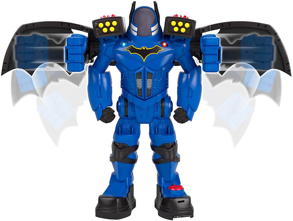 Imaginext DC Super Friends Batbot Xtreme FPM26