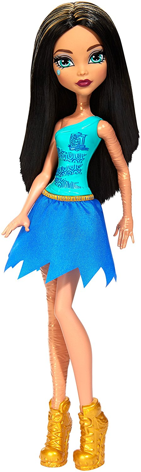Mattel Monster High Cheerleading Cleo De Nile Doll  DYC33
