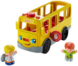 Fisher Price Little People Sit with Me School Bus DJB52