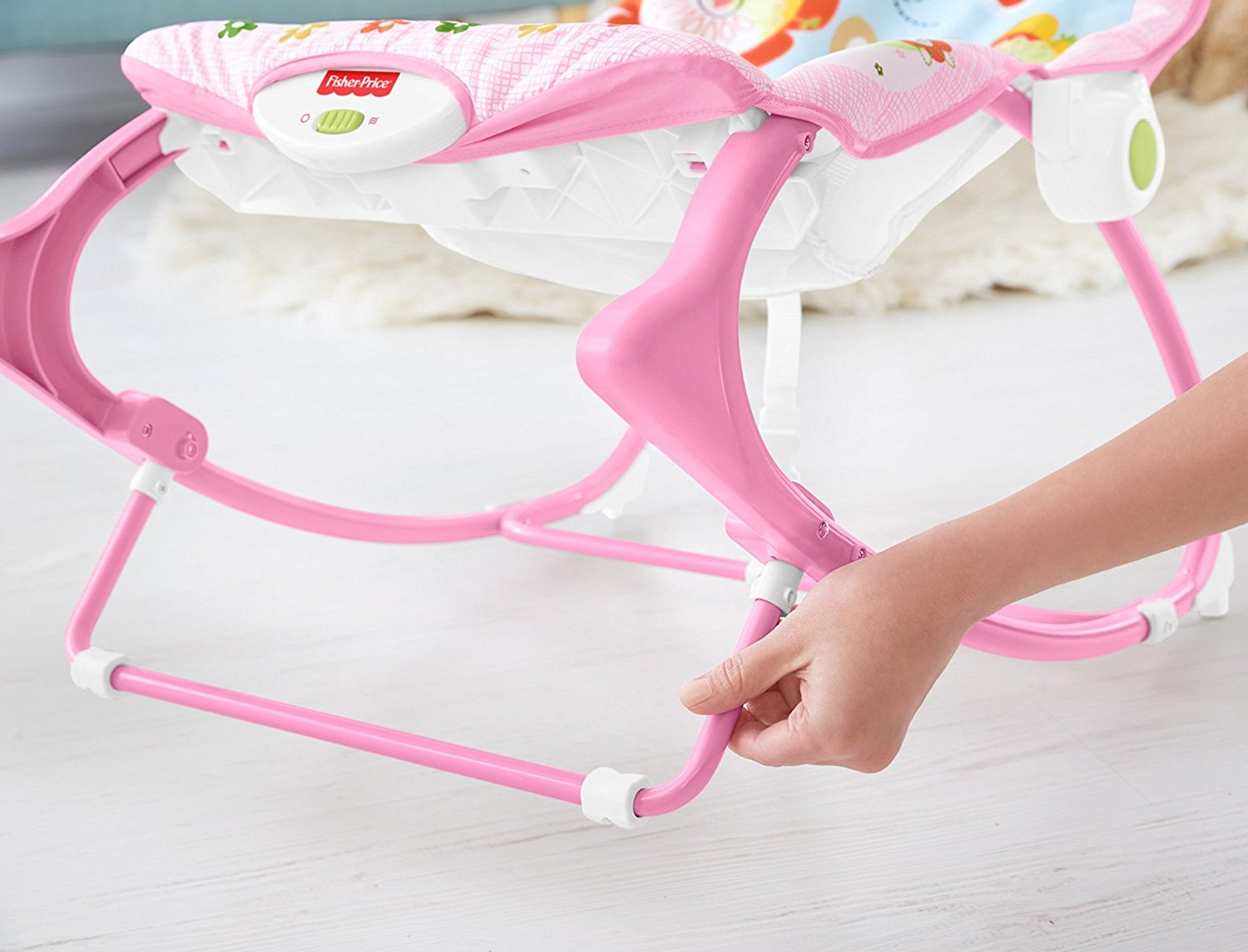 Fisher Price Infant To Toddler Rocker You Are My Everything Yame Pink