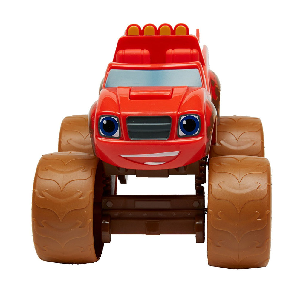 Mattel Fisher-Price Nickelodeon Blaze & the Monster Machines, Talking Mud Fest Blaze DYV00