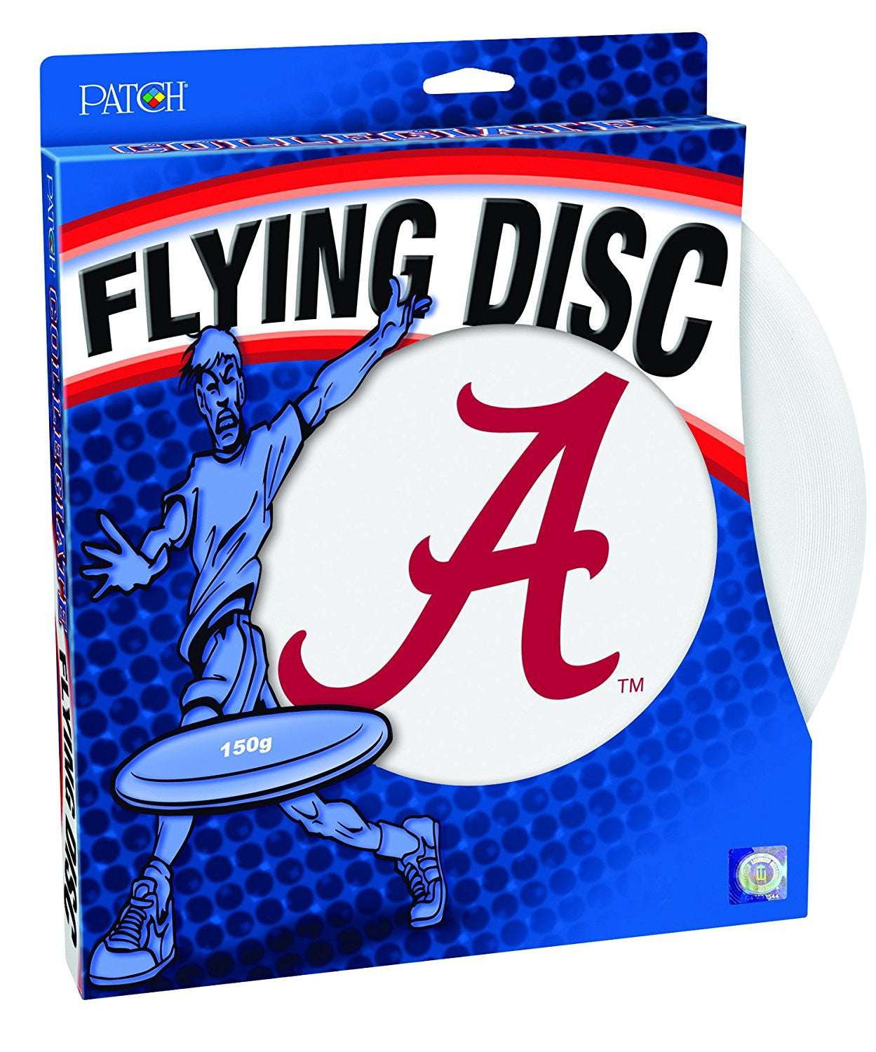 Patch Products  Alabama - Flying Disc (8CT) N11570