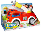 Fisher Price Little People Lift 'n Lower Fire Truck  DFN85