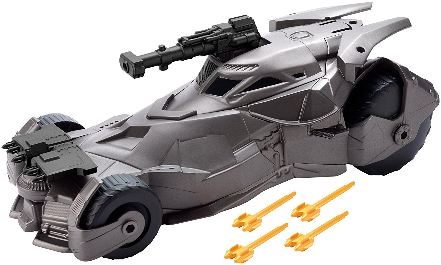 Mattel Justice League Mega Cannon Batmobile™ Vehicle FGG58