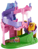Fisher Price Little People Disney Princess Wheelies Playset Doll DTL67