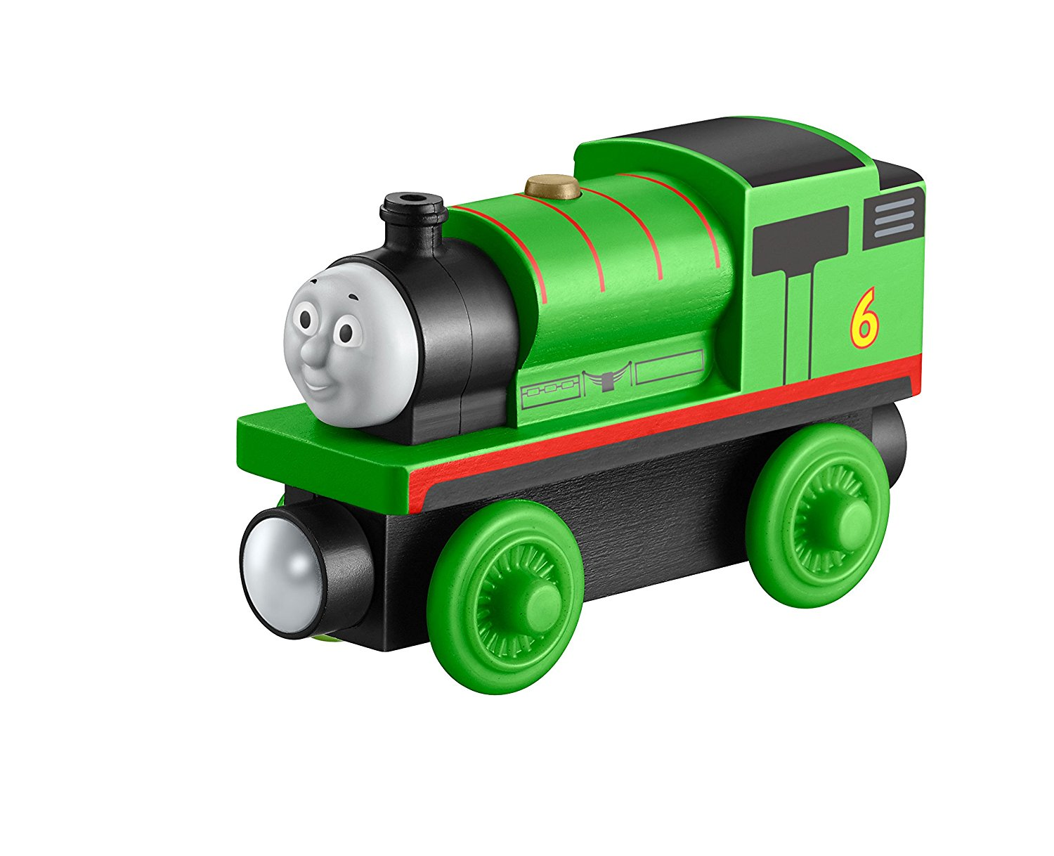 Fisher Price Thomas the Train Wooden Railway Percy Y4082