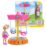 Barbie Chelsea Series 5 Inch Doll Playset DMR63