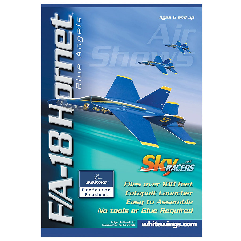 Be Amazing Toys F/A-18 Hornet Blue Angels 9591