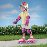 Fisher Price Grow with Me 1,2,3 Roller Skates, Pink V7621