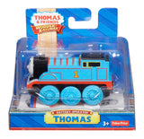 Fisher Price Thomas & Friends Wooden Railway Train, Thomas - Battery Operated Train Y4110