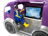 Mattel DC Super Hero Girls™ Batgirl™ Transforming Headquarters DVG94