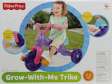 Fisher Price Grow-With-Me Trike R0322