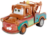 Mattel Disney Cars Precision Series Tow Mater Towing & Salvage Playset DHJ38