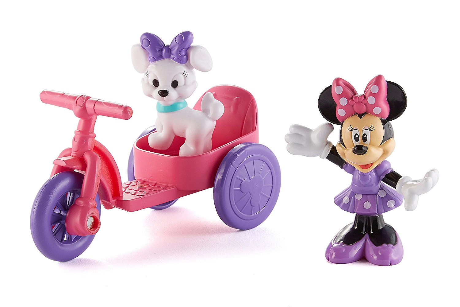 Mattel Fisher-Price Disney Minnie, Pet Park CBV14