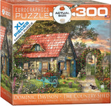 EuroGraphics Puzzles Country Shed by Dominic Davison