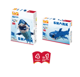 LaQ Marine World - Shark LAQ001245 by LaQ Blocks