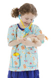 Melissa & Doug Pediatric Nurse Role Play Costume Set 8519