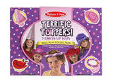 Melissa & Doug Terrific Toppers! Dress-Up Hats 8527