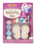 Melissa Doug Butterfly Chest 8853