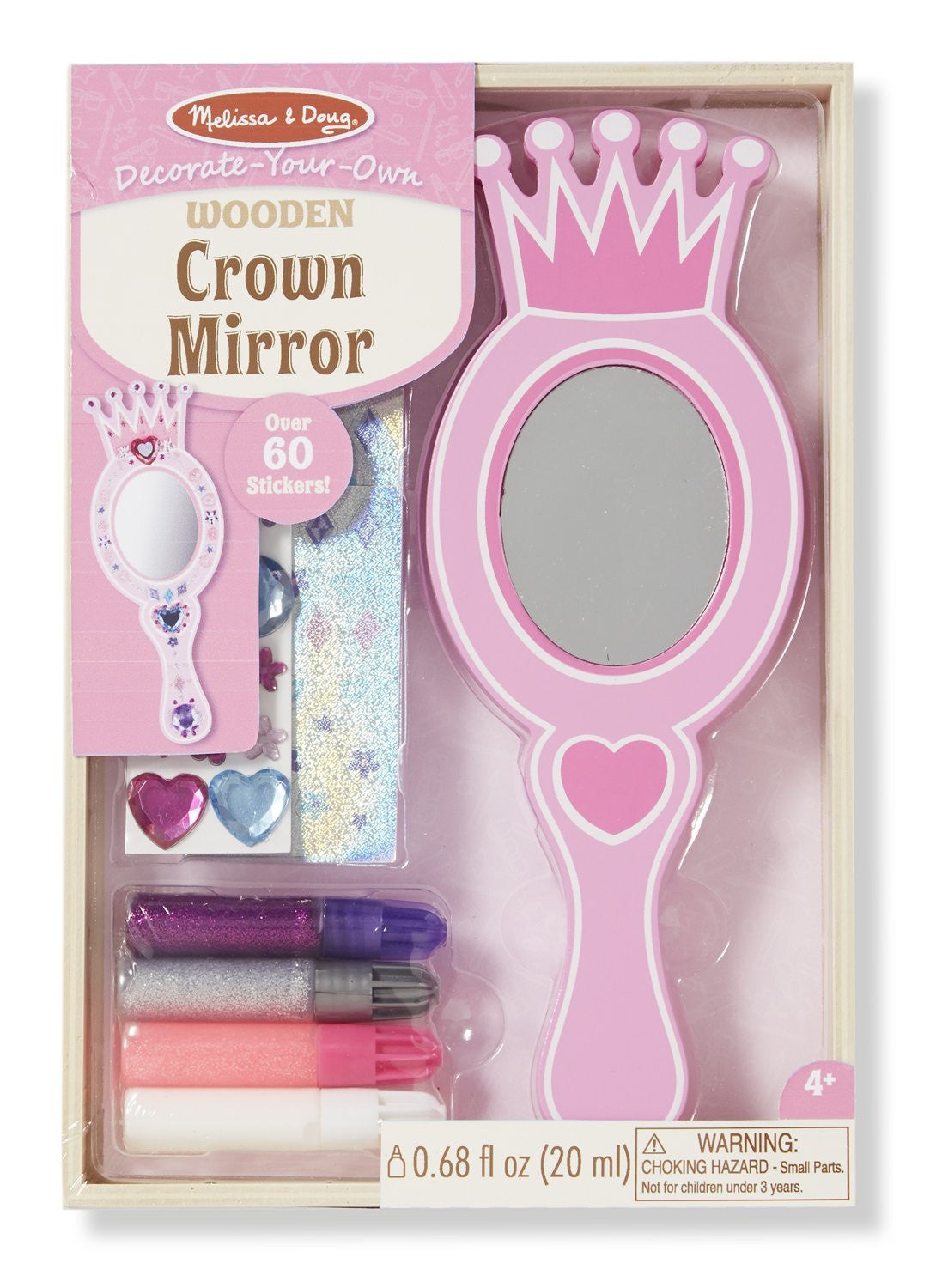 Melissa Doug Crown Mirror 8854